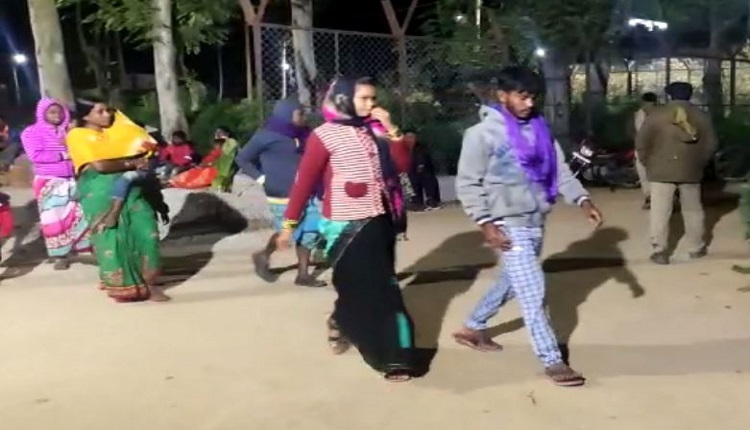 23 Women, 8 Children Among 56 Migrant Labourers Rescued In Bolangir