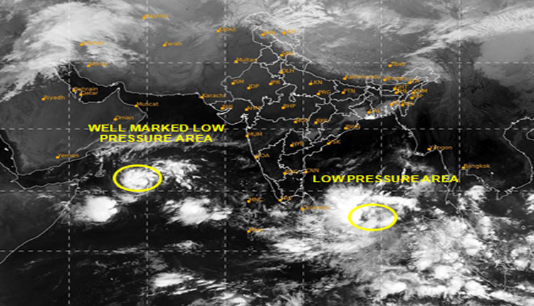 Rain Alert For Odisha As Low Pressure Over BoB To Intensify Into Depression In 48 Hours
