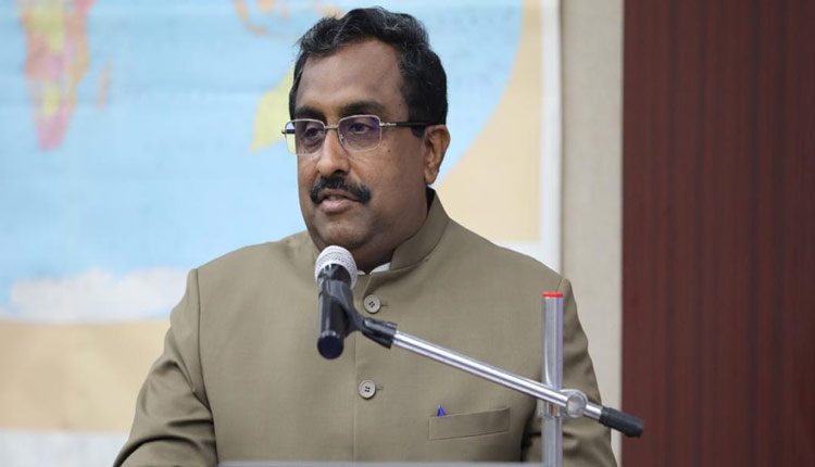 OTV Facing Harassment Because Of Political Vendetta: Ram Madhav