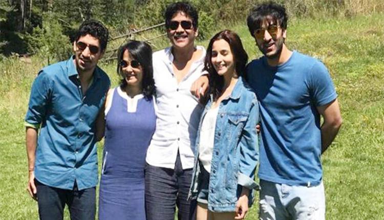 Ranbir Kapoor, Alia Bhatt, Nagarjuna Reunite Again For Brahmastra