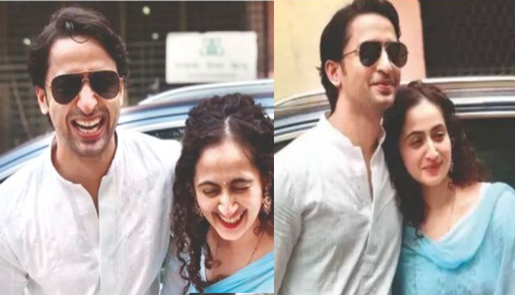 Shaheer Sheikh Ties The Knot With Ruchika Kapoor In A Court, See Pics
