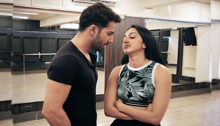 Varun Dhawan Kiara Advani Look Stunning As Husband Wife In Jug Jug Jeeyo