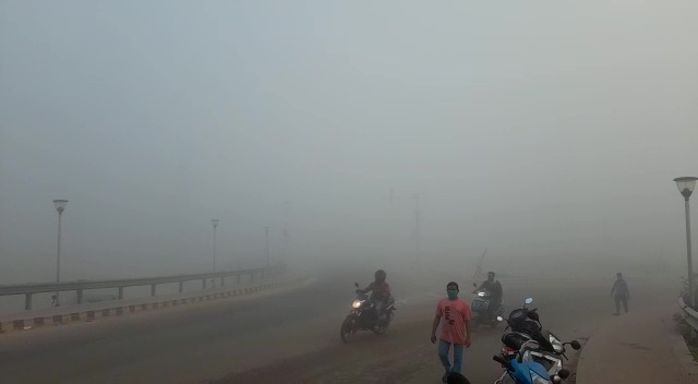 IMD Issues Rain Alert For Odisha; Dense Fog Warning For 7 Districts