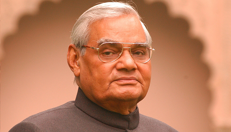 Former PM Atal Bihari Vajpayee's Statue To Be Unveiled On Dec 25 In Bhopal