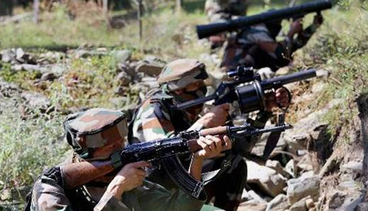 Pakistan's Ceasefire Violation At LoC: BSF Officer Martyred