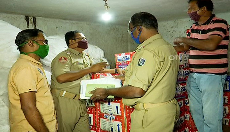 Another Adulterated Ghee Manufacturing Unit Busted In Cuttack