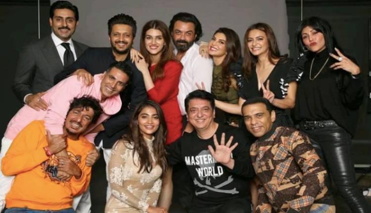 Deepika Padukone, Abhishek Bachchan, Kriti Sanon, John ...