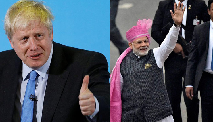 UK PM Boris Johnson To Be India's R-Day Chief Guest