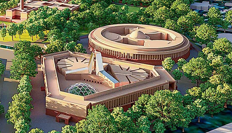 PM Modi To Lay Foundation Stone For New Parliament Building On December 10
