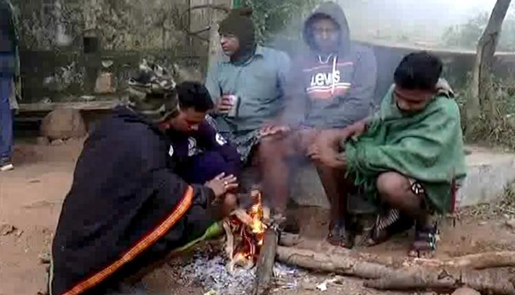 Odisha Continues To Shiver As Mercury Plummets, 2 Cities Record Temperature Below 10 Degree Celsius