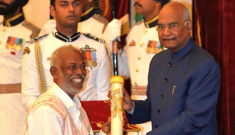 Padma Shri D. Prakash Rao Admitted To SCB Hospital After Developing Breathing Complications | OTV News