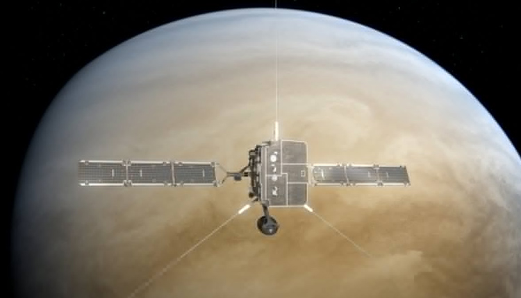 US-European Solar Orbiter Spacecraft Makes Its First Venus Flyby