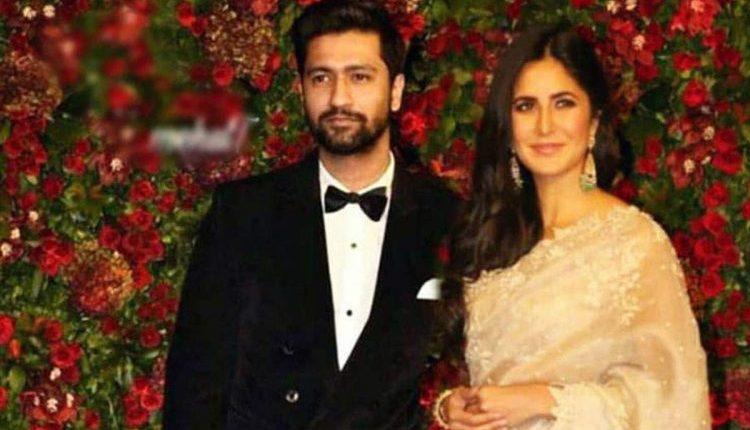Vicky Kaushal and Katrina Kaif Spotted at Karan Johar's Bash