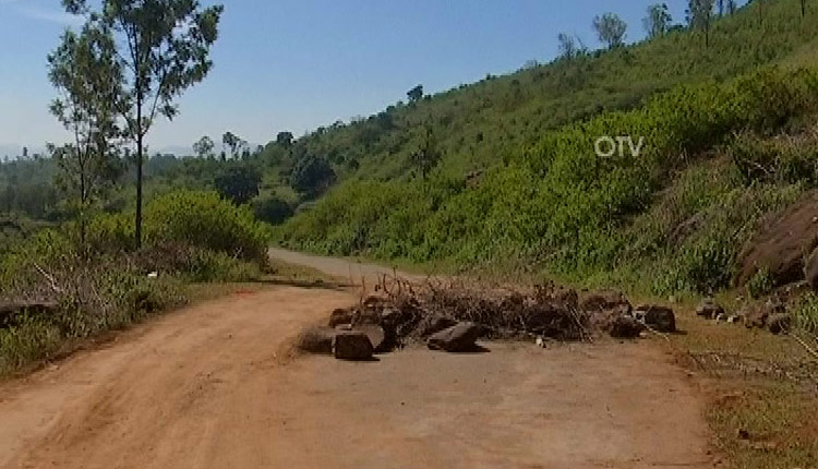 Odisha Andhra Border Dispute