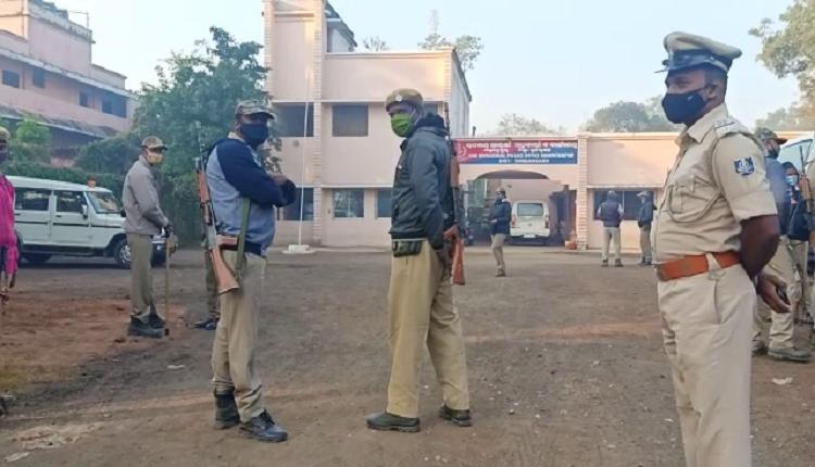 Custodial Death: Congress Observes 12-Hr Birmitrapur Bandh
