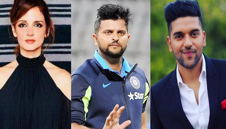 Suresh Raina, Guru Randhawa, Sussanne Khan Arrested In Mumbai For Violating Covid-19 Norms