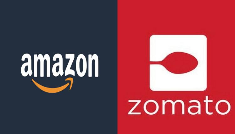 Amazon-Zomato
