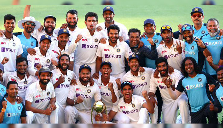 India Move To Top Spot In ICC World Test Championship Standings