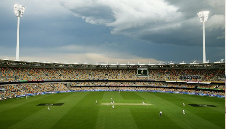 Brisbane Test Match