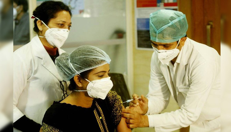 COVID-19 Vaccination Drive: Nearly 10 Lakh Beneficiaries Vaccinated So Far