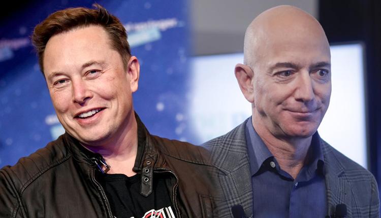 Elon Musk Becomes World's Richest Person, Surpasses Jeff Bezos