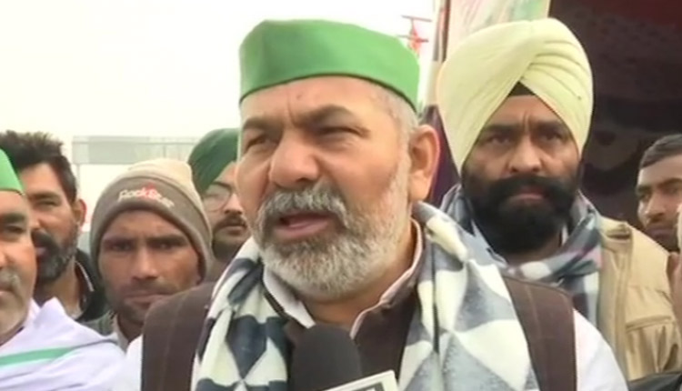 We Will Celebrate R-Day In Delhi: Farmer Leader