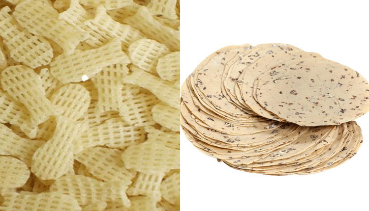 'Fryums' Not Comparable With Old Traditional Snack Food 'Papad', Hence 18% GST Levied