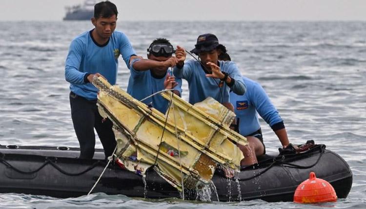 Indonesia-Crash