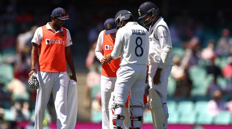India Vs Australia: After Rishabh Pant, Ravindra Jadeja Taken For Scans After Suffering Injury To Left Thumb