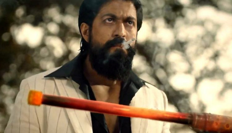 #Watch Rocking Star Yash Narrates Facing Deathly Difficulties During KGF Shooting