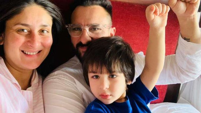 Kareena Kapoor Khan and Saif's Taimur On Getting Entertained by Street Musicians