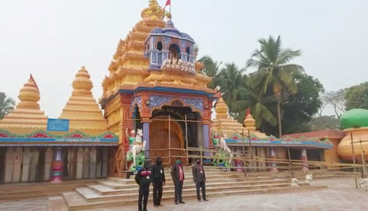Maa Tarini Temple At Ghatagaon Reopens Its Door For Public. Know Guidelines For Darshan