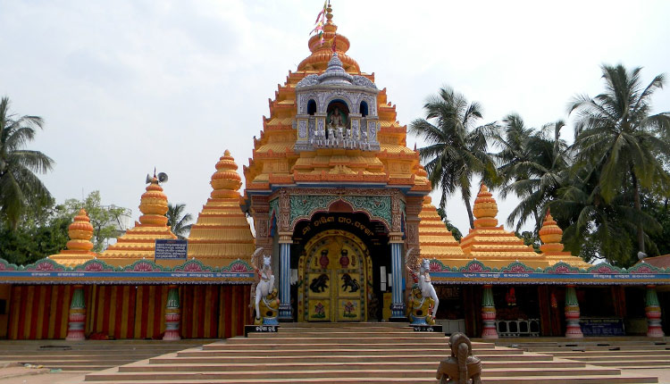 Maa Tarini Temple To Reopen From Tomorrow, SOPs Released