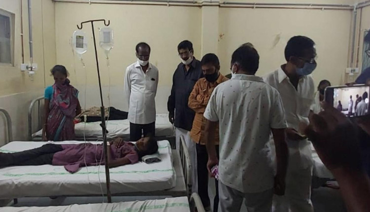 'Mystery' Disease Hits Another Village In Andhra, 30 Taken Ill