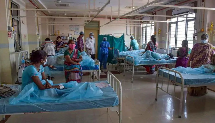 Mysterious Illness Strikes Back In Andhra Village, 24 Taken Ill