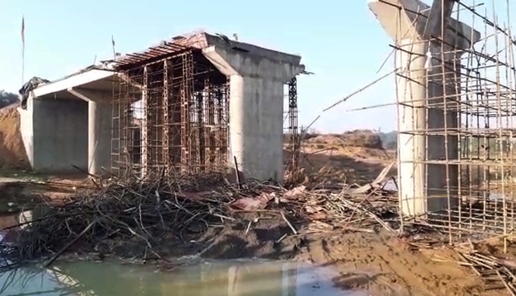 Umerkote Bridge Collapse: Executive Engineer Suspended For Neglecting Duty