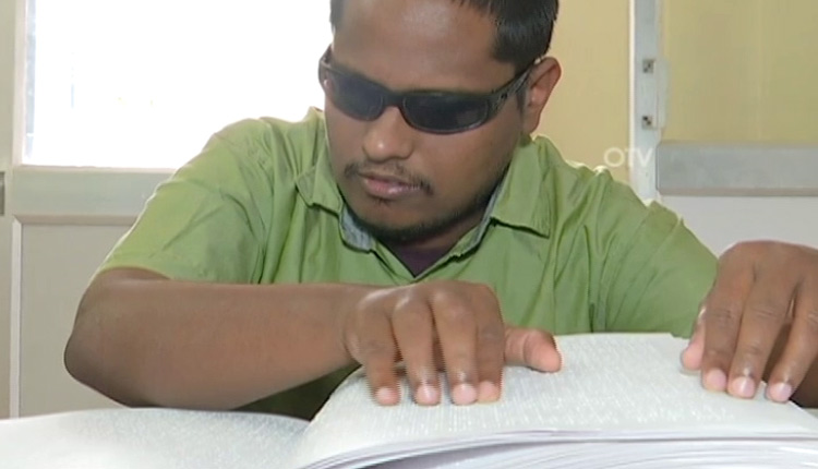 Relief For Odisha's Visually Impaired Plus II Students, Braille Press To Finish Book Production By Feb End