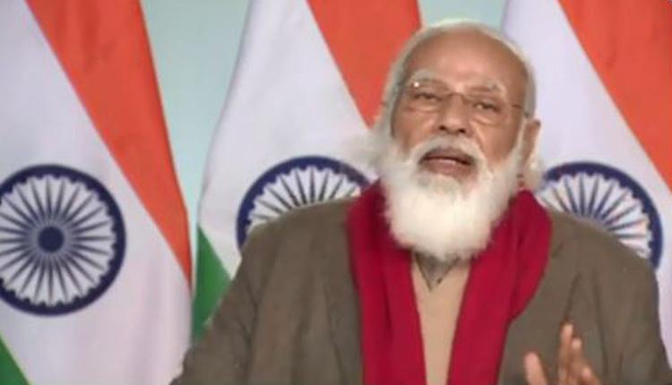 PM Modi Dedicates National Atomic Timescale To Country