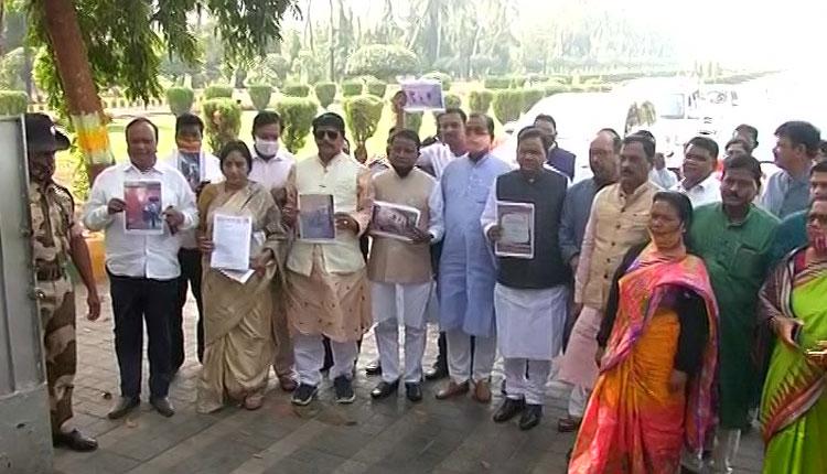 BJP Objects To Odisha Govt's Branding In PMAY