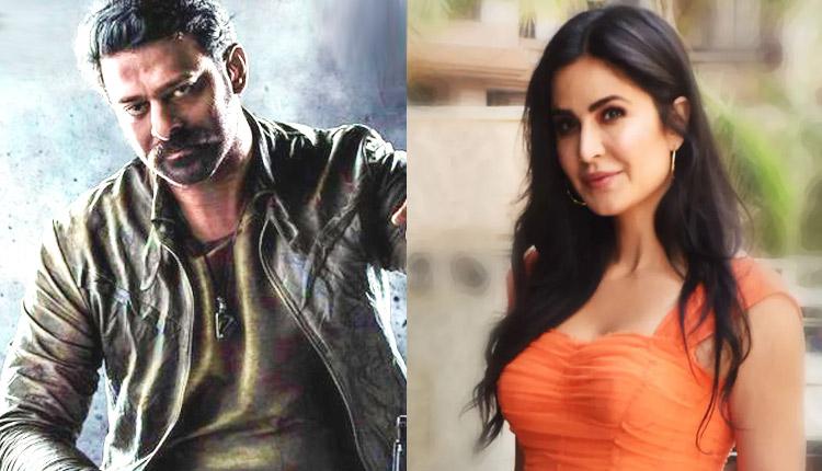 Baahubali Prabhas To Pair Up With Katrina Kaif In Next Flick!