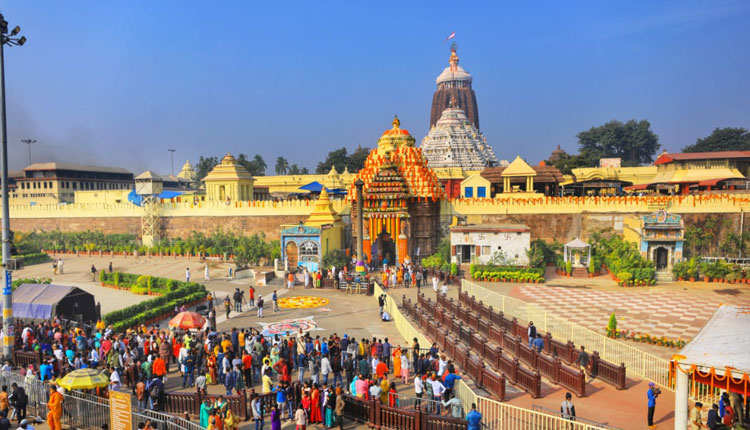 Over 1.25 Lakh Devotees Visited Puri Jagannath Temple After Reopening