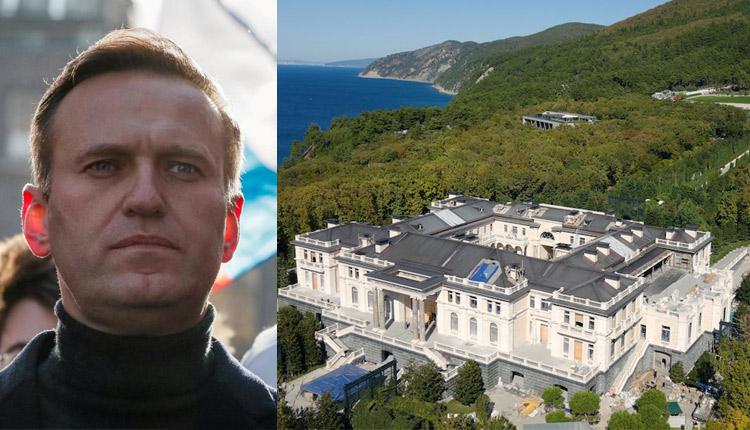 Navalny releases investigation into decadent billion-dollar 'Putin palace'