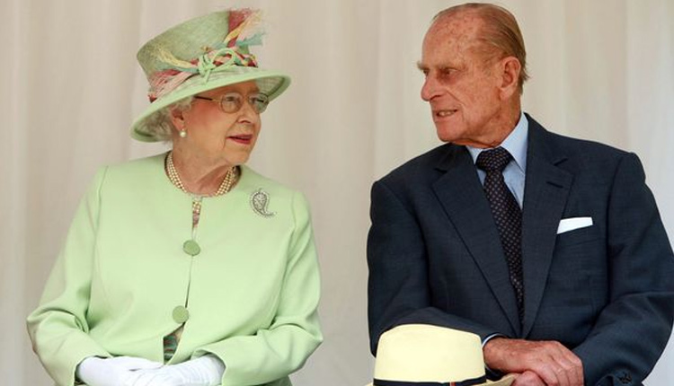 Queen Elizabeth, Duke Of Edinburgh