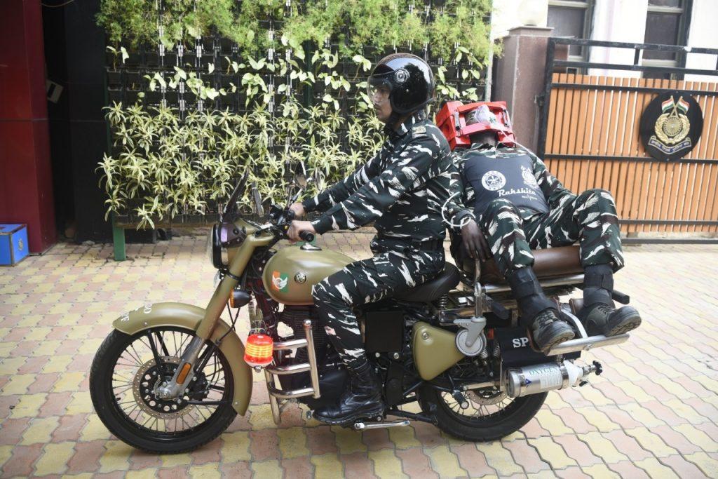 'Rakshita': A bike Ambulance