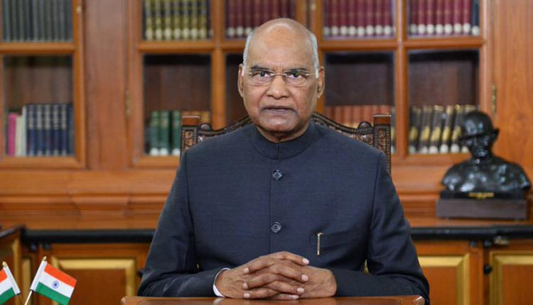Ayodhya Ram Temple Construction: Prez Kovind Contributes Rs 5 Lakh As First Donor
