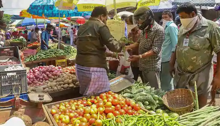 Retail Inflation Down To 4.59% In December 2020