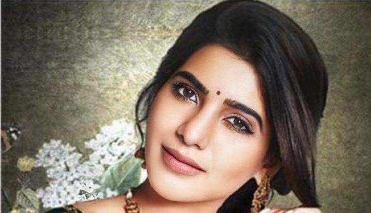 Samantha Akkineni Spotted During Promotions in Mumbai