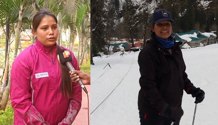 Khelo India Games: Meet Snow Girl Ranjita Behera, The Skier From Odisha In National C'ships