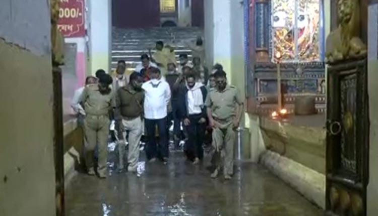 Srimandir reopens for all