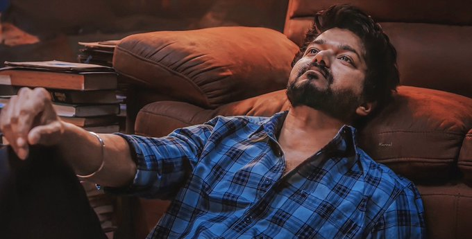 Thalapathy Vijay's Master Received Overwhelming Bookings From Audience